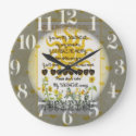 You are my sunshine. large clock (<em>$31.65</em>)