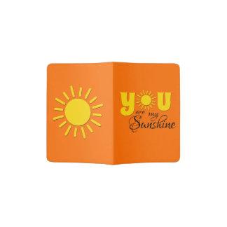 You are my sunshine passport holder