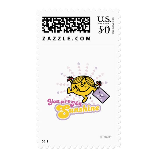 You Are My Sunshine Postage