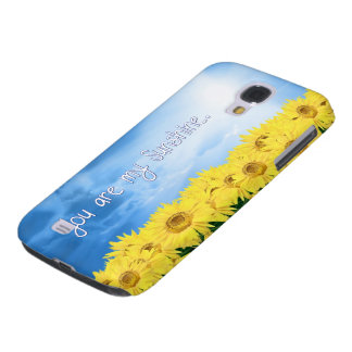 You are my sunshine samsung galaxy s4 cover