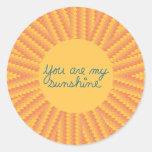 You Are My Sunshine - Sticker