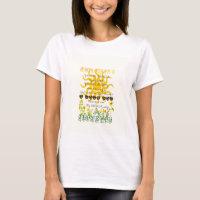 You are my sunshine. T-Shirt