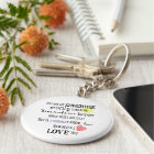 You are my Sunshine Word Art Typography Keychain