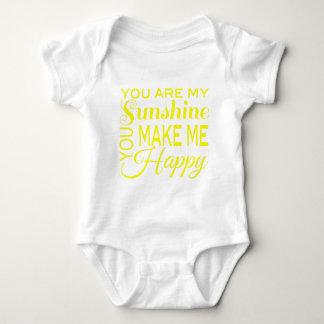 You are my Sunshine, You make me Happy Shirt
