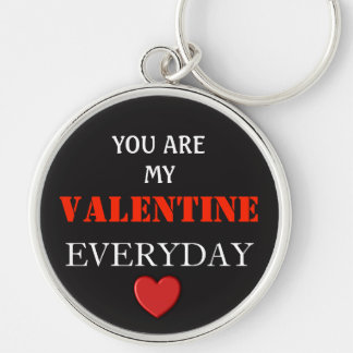 You are My Valentine -- keychain