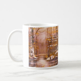 YOU ARE NEVER TOO OLD C.S.LEWIS MUG