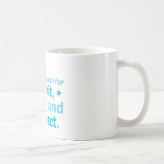 You are no match for wit charm and intellect funny coffee mug