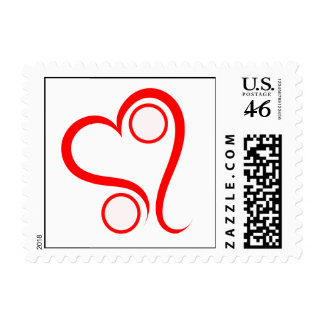 You Are Not Alone Heart Stamp