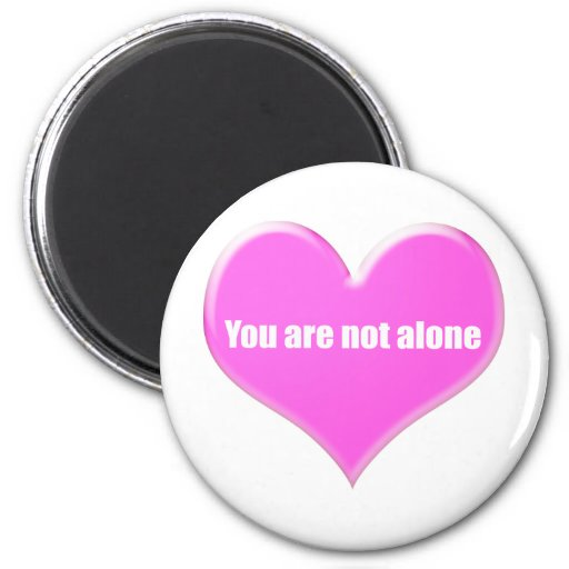 You are not alone. refrigerator magnets