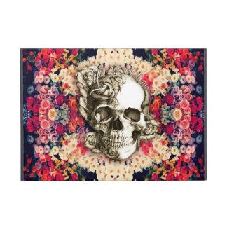 You are not here floral skull ipad mini case. iPad mini cases