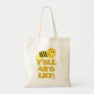 You are not Lion Tote Bag