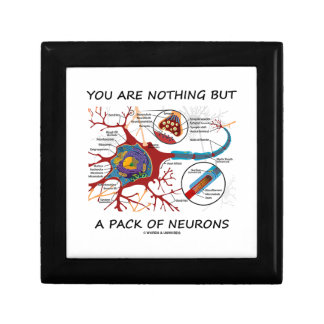 You Are Nothing But A Pack Of Neurons (Synapse) Gift Box