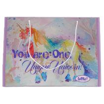 You Are One Unique Unicorn! Birthday Gift Bag