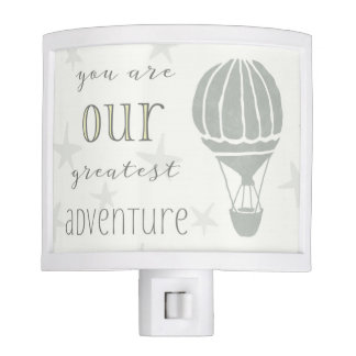 You Are Our Greatest Adventure Night Light