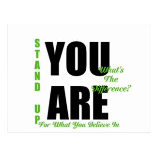 You Are Postcard