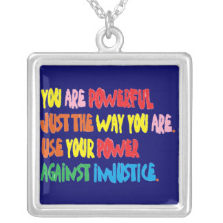 You Are Powerful Necklace