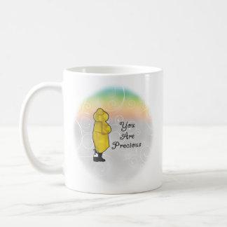 You Are Precious Classic White Coffee Mug