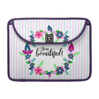 You are so Beautiful! Sleeve For MacBooks