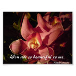 You are so beautiful to me. print