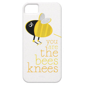 You Are The Bees Knees! (Roar & Hoot Collection) iPhone SE/5/5s Case