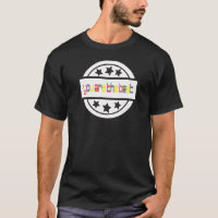 You are the best Basic Dark T-Shirt, Black