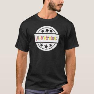 You are the best Basic Dark T-Shirt, Black T-Shirt