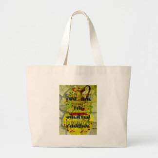 You are the created promise tote bag