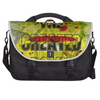 You are the created promise laptop commuter bag