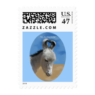 You Are the Cutest Postage