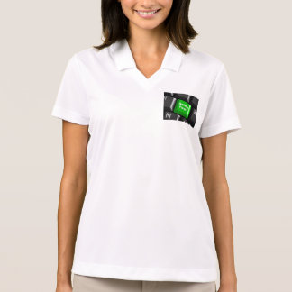 You Are The Key To Safety Polo Shirt