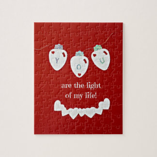 You are the light of my life! jigsaw puzzle