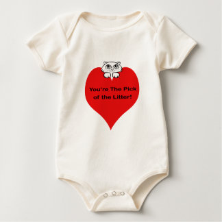 You are the Pick of the Litter Bodysuit