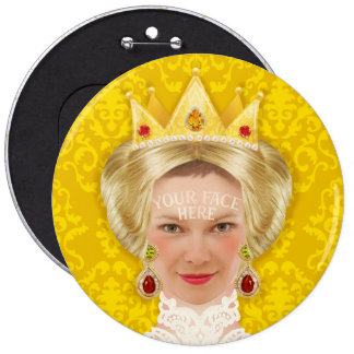 You are the Queen Button