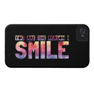 You Are The Reason I Smile Case-Mate iPhone 4 Case