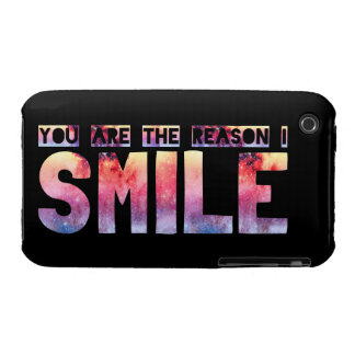 You Are The Reason I Smile iPhone 3 Case
