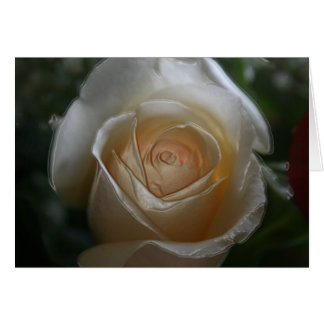 YOU ARE THE ROSE OF MY LIFE GREETING CARD