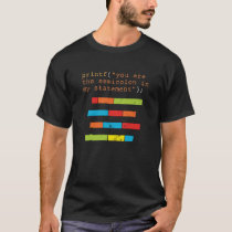You Are The Semicolon In my  Statement T-Shirt