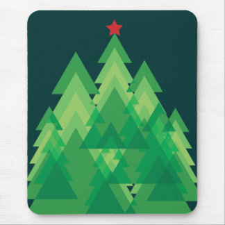 You are the Star Christmas Design  Mousepad
