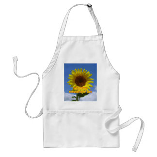 You are the Sunshine of My Life Adult Apron
