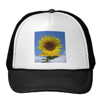You are the Sunshine of My Life Trucker Hat