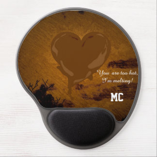 You are too hot Gel Mousepad
