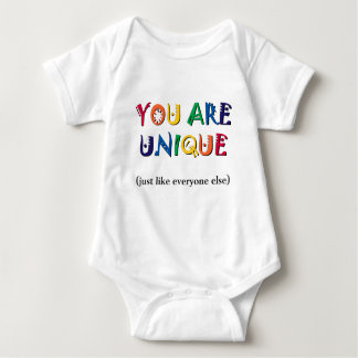 You are Unique Tee Shirt