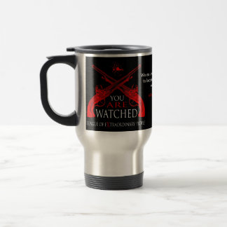 You Are Watched Travel Mug