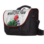 You Are What You Ride - Motorcycle Style Status Laptop Commuter Bag