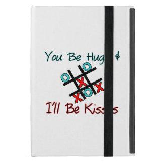 You Be Hugs I'll Be Kisses iPad Mini Cover