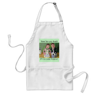 You be my Salt, I'll be your Pepper! Adult Apron