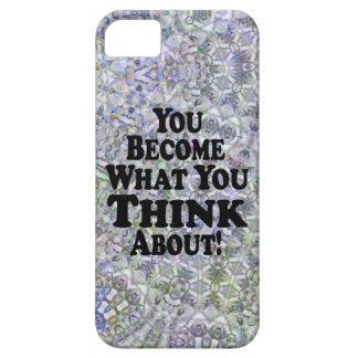You Become What You Think About - Muli-Products iPhone SE/5/5s Case