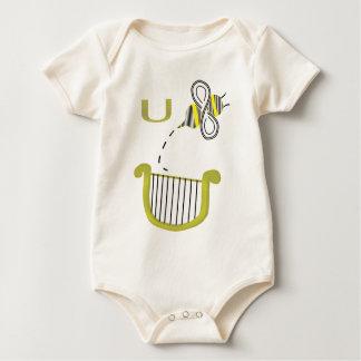 You Bee a Liar Rebus Baby Bodysuit