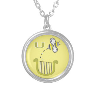 You Bee a Liar Silver Plated Necklace