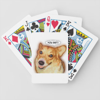 You Bet! Bicycle Playing Cards